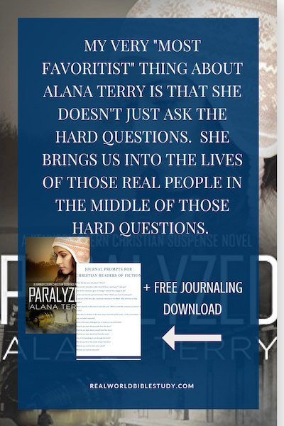 Alana Terry doesn't just ask the hard questions. She makes us live them. - https://www.realworldbiblestudy.com