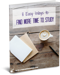 8 Easy Ways to Find More Time to Study