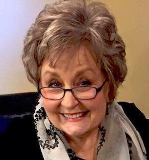 Linda Davis, author of The Mending of Lillian Cathleen