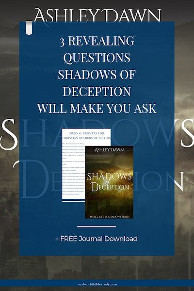 Y'all, I love reading. I love the entertainment, or the learning. But I really love books that make you ask questions. That was Shadows of Deception by Ashley Dawn. Read my #bookreview here. And a #free download! - https://www.thecafescholar.com