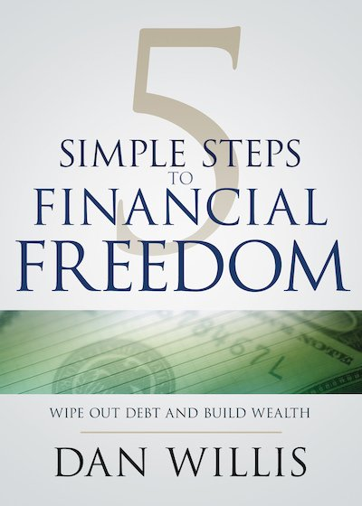 Would I recommend 5 Simple Steps to Financial Freedom? Read my #review and enter the #giveaway! https://www.thecafescholar.com