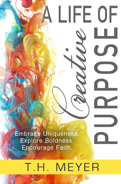 I didn't plan to read this book, this week, but I'm so glad I did. Read my review of A Life of Creative Purpose (and enter the giveaway) at realworldbiblestudy.com