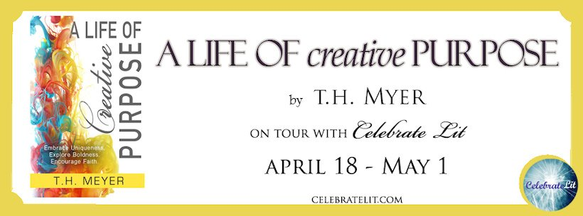 I didn't plan to read this book, this week, but I'm so glad I did. Read my review of A Life of Creative Purpose (and enter the giveaway) at thecafescholar.com