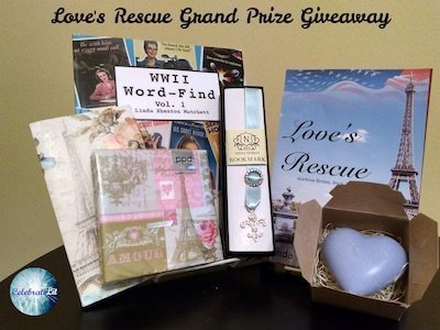 Love's Rescue Giveaway