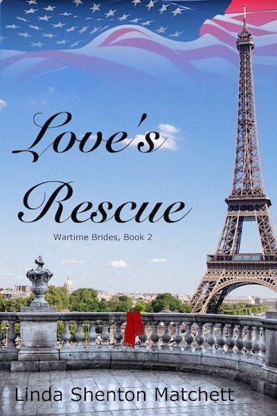 "This girl was NOT voted ""Most Likely to Save the World."" Of course, she didn't plan on a life as a ""woman of ill repute"" either. Love's Rescue is Rahab's story, but set in WWII France. Read my review, enter the giveaway, and get the free download at thecafescholar.com"
