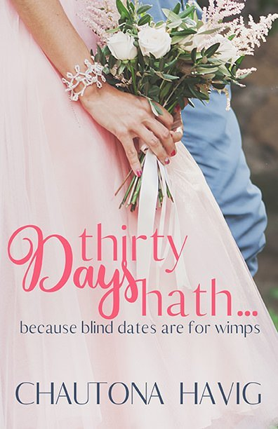Think you don't have time to date? Adric thought so too. So his friends set up this elaborate scheme to help this great Christian guy find a bride. Read the review of Thirty Days Hath by Chautona Havig, enter the giveaway, and get the free journal download at realworldbiblestudy.com