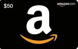 $50 Amazon gift card #giveaway