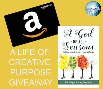 Giveaway for A Life of Creative Purpose at realworldbiblestudy.com