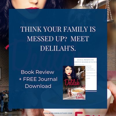 If I had to sum it up: GREAT book. Lousy cover. A little pet peeve. Laugh out loud funny. Tough issues. Messed Up Families. Read the book review, get the free journal download and enter the giveaway at realworldbiblestudy.com. #review #christianfiction #legaldrama #free #giveaway