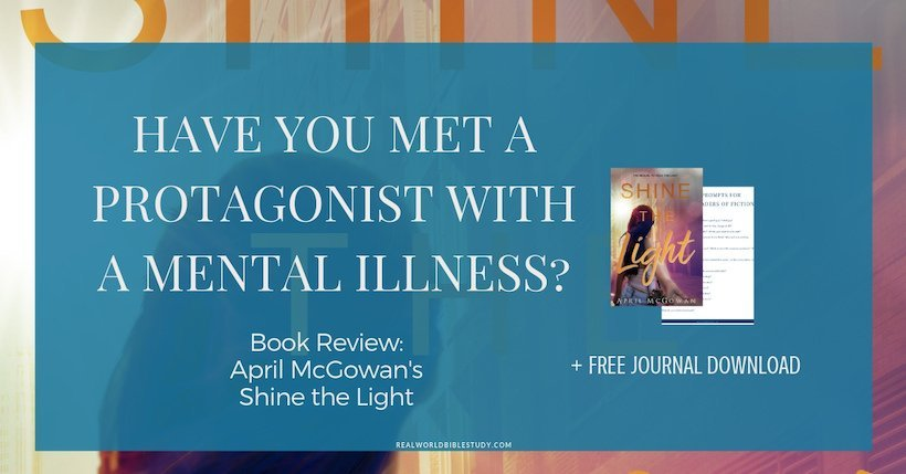 Shine the Light, a book about a protagonist with mental illness, is on tour with Celebrate Lit. Keep reading to enter the giveaway!