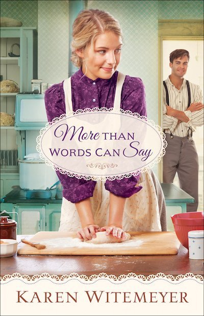 Book Cover for More Than Words Can Say