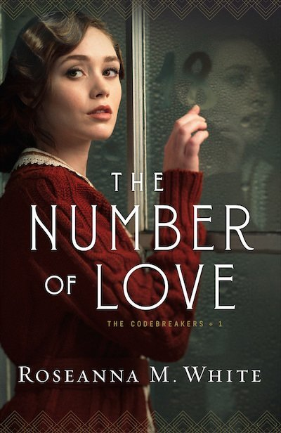 Book Cover for The Number of Love. Read my #review and enter the #giveaway at realworldbiblestudy.com!