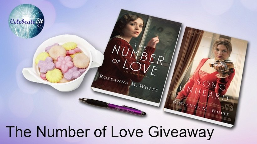 the #giveaway for The Number of Love! Read the #bookreview and enter the giveaway at realworldbiblestudy.com.